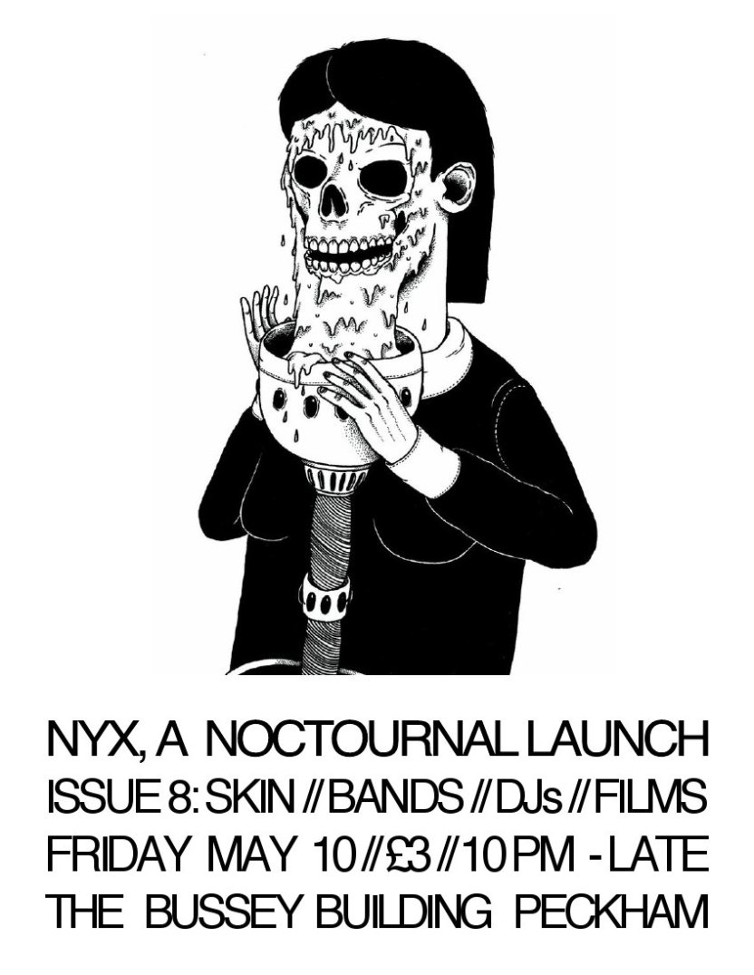 Nyx poster launch